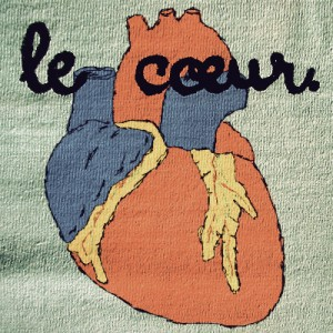 le coeur, the heart