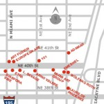 map of design district
