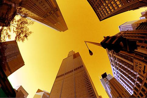 Sears Tower - Fisheye