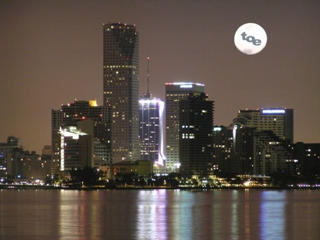 moon over miami toe