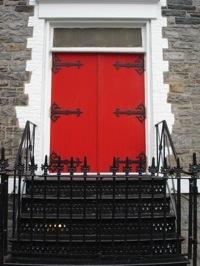 andrew's door