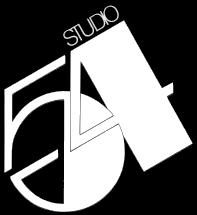 studio 54 logo