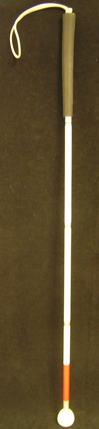 internation symbol of blindess