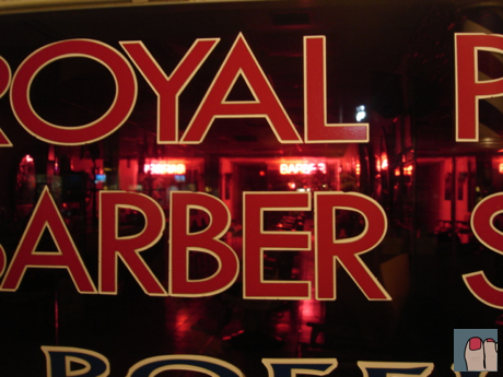 royal barber