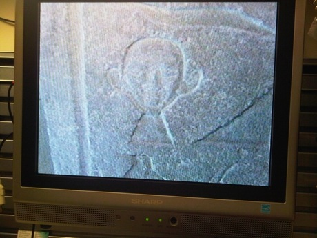 obama hieroglyph