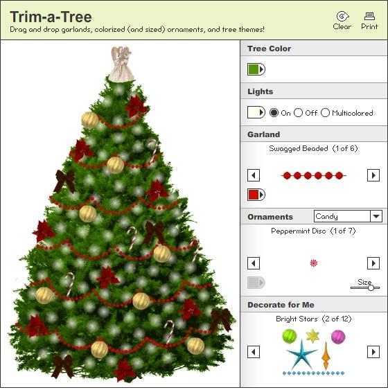 trim a tree